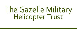 Gazelle Military Helicopter Trust