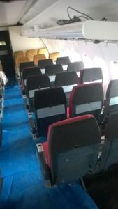 Trident Seats