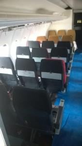 Trident Seat Backs