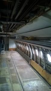 Trident Rear Cabin