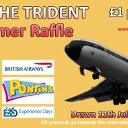 The Summer Event Trident Raffle