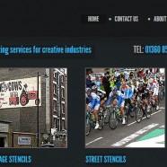 Laser Cutting Services sponsor stencils