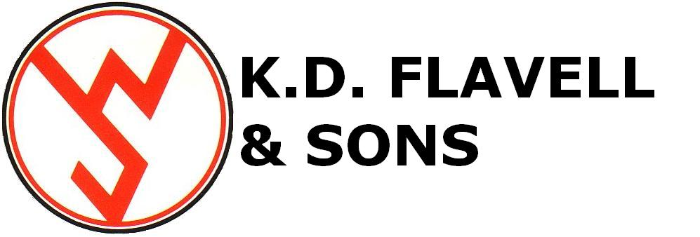 KD Flavell Logo
