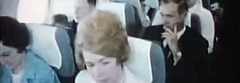 The BEA Hawker Siddeley Trident 1C Promo Film