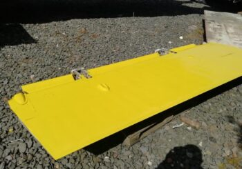 Trident Flap Painted